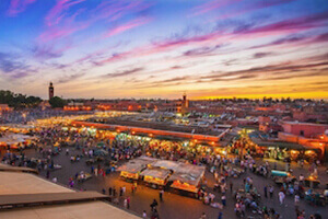 place miranet marrakech
