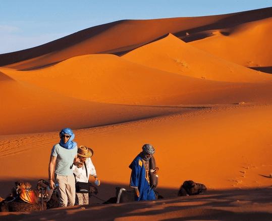 Circuits 4x4 et Excursions 4x4 au maroc