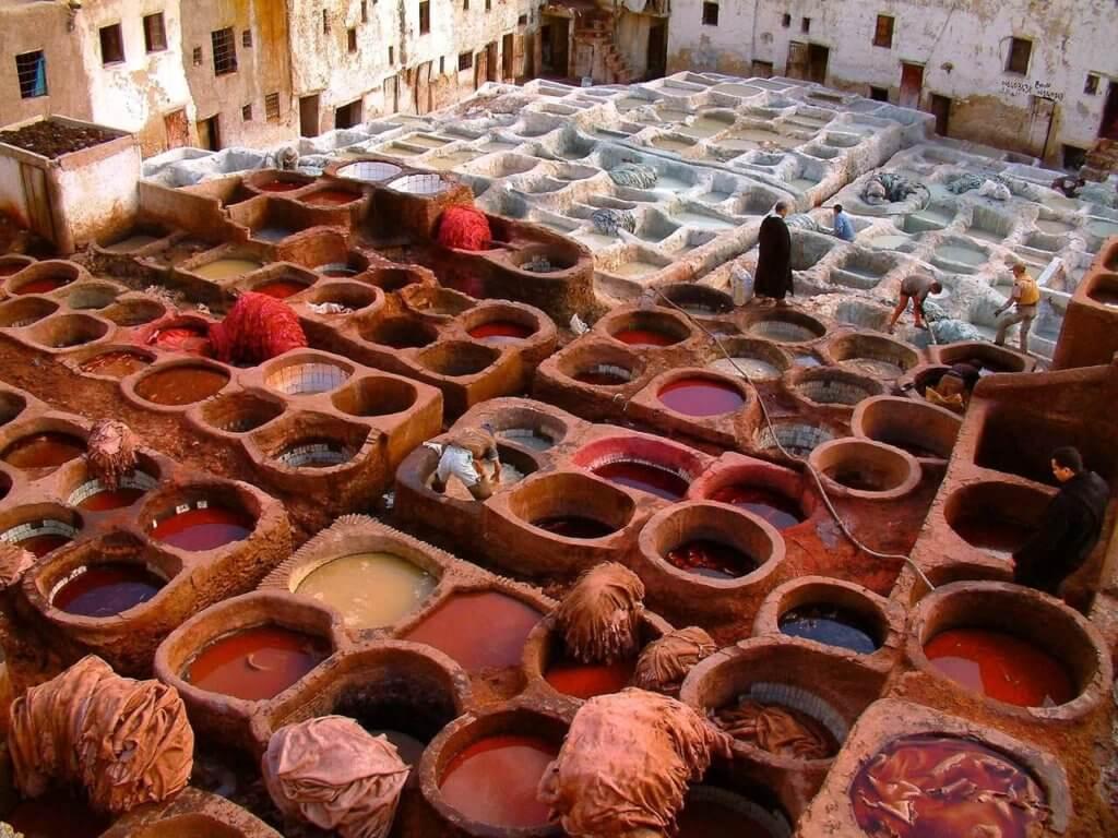 Circuit maroc de casablanca à Marrakech