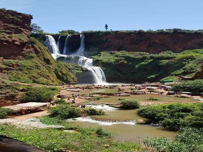Excursion à Marrakech vers les cascades d'ouzoud