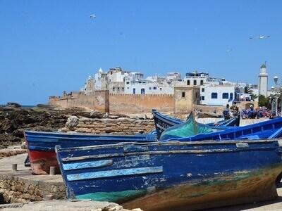 excursion marrakech à Essouira