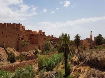 Excursion marrakech vers OUARZAZATE